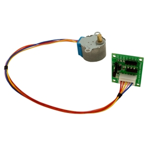 5V Stepper Motor With Driver 28BYJ 48 600x600
